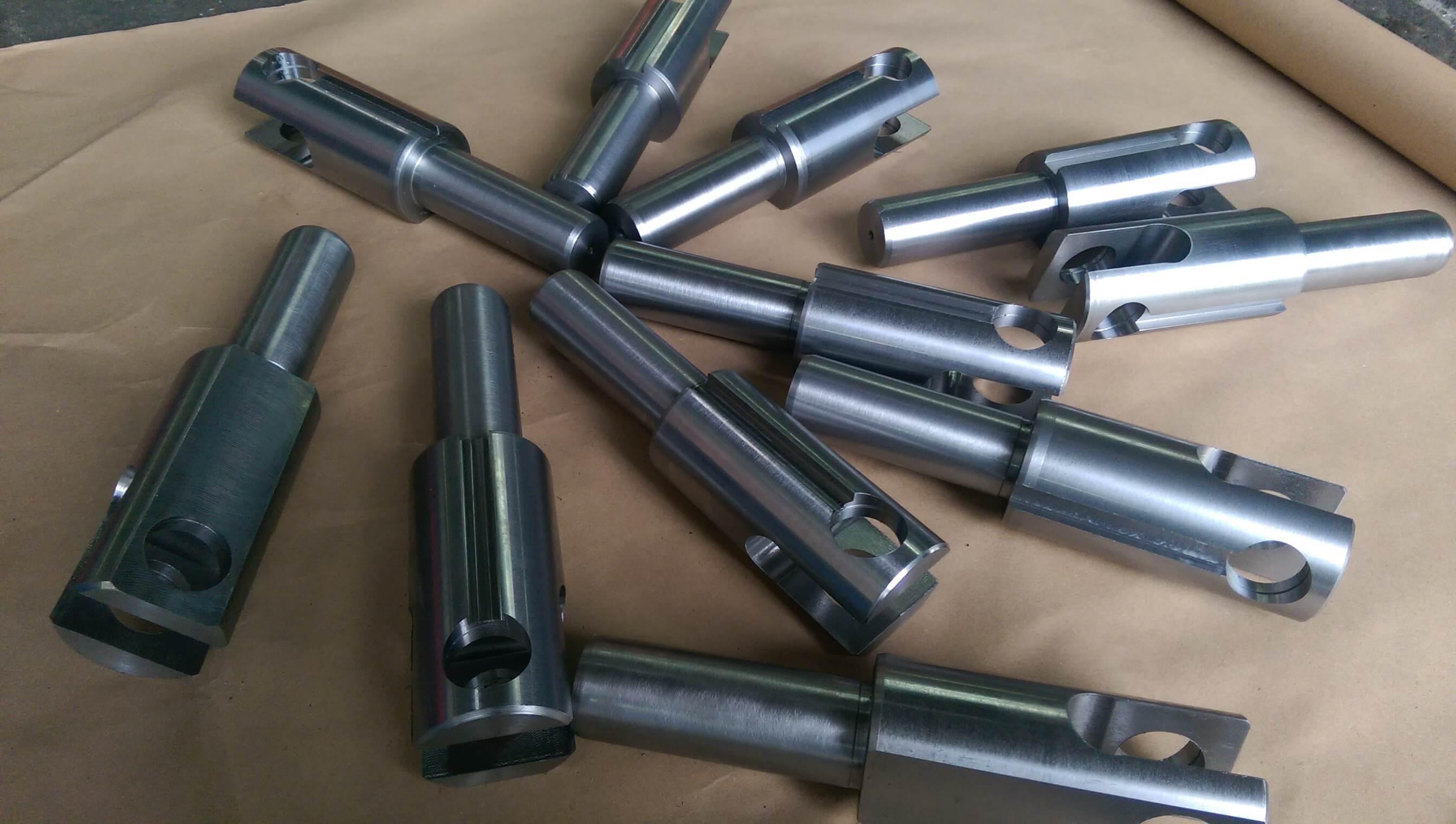 Fabricacion de pistones